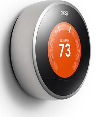 Nest Thermostat: It Learns and I Save #VZWBuzz