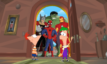Disney DVD – Phineas and Ferb: Mission Marvel