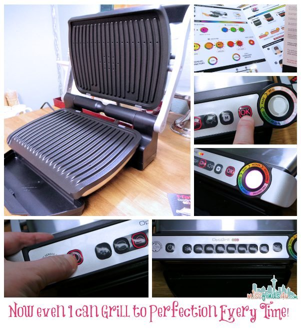 T-fal OptiGrill - Indoor Grilling to Perfection Ad @tfaloptigrill #OptiGrill