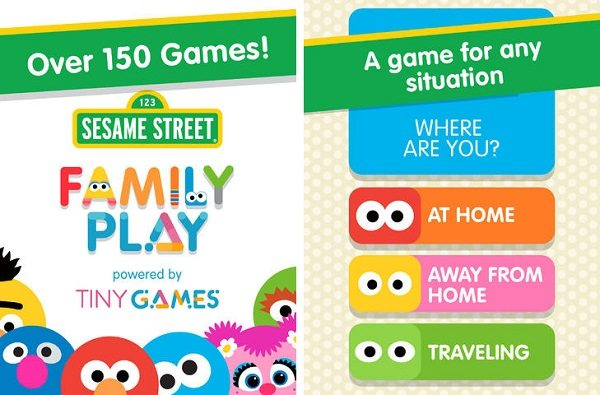Sesame Street Family Play – Endless Entertainment for Kids