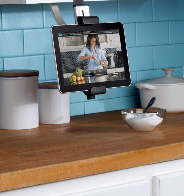 Protect Your iPad in the Kitchen