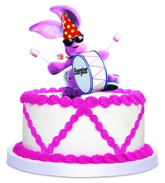 Energizer Bunny Birthday