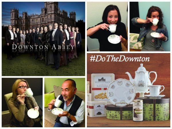 Cost Plus World Market Downton Abbey Exclusive Holiday Virtual Tea Party - #DoTheDownton