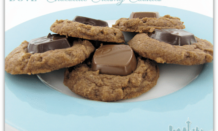 DOVE Chocolate Recipe: Creamy Cookies