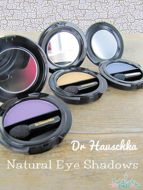 Dr Hauschka Natural Eye Shadows - Ad