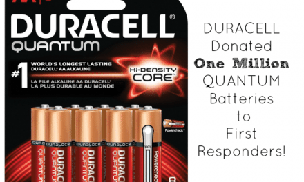 Duracell Quantum Honors First Responders