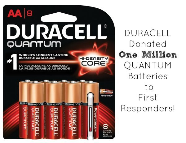 Duracell Quantum Batteries - sponsored #MC