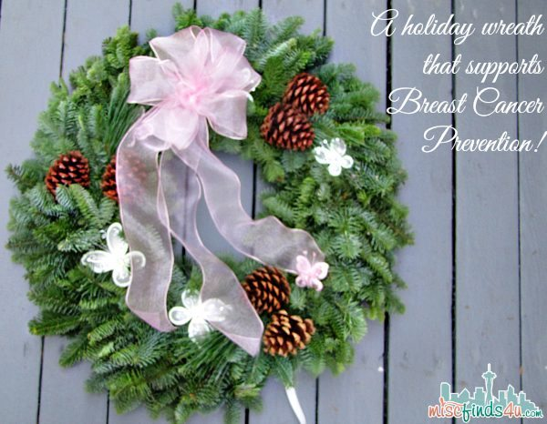 Handmade Fresh Wreaths Delivered to Your Door