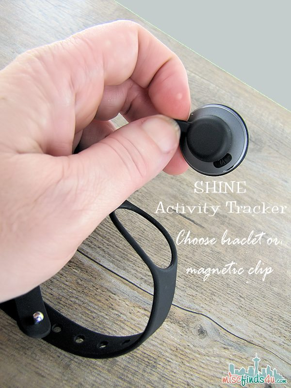 Misfit SHINE Fitness Tracker - ad