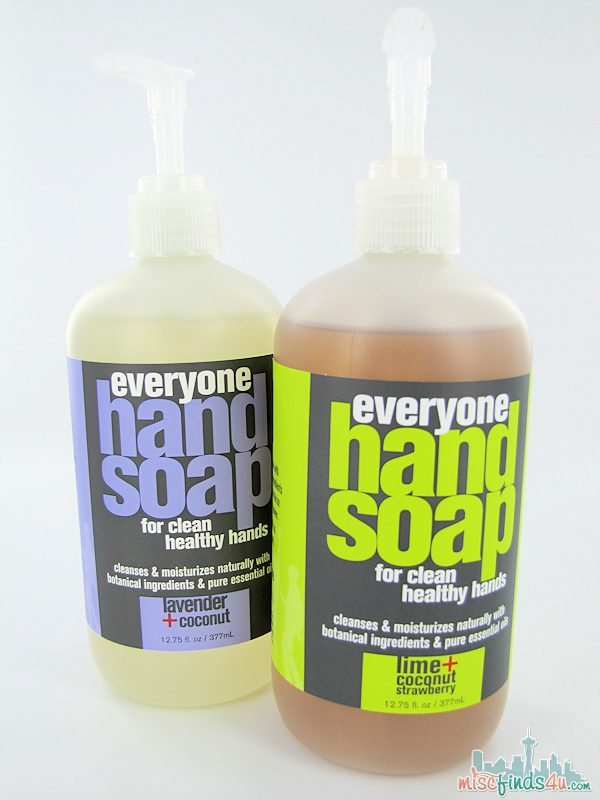 Everyone Natural and Organic Handsoap Available at Whole Foods and Online - ad