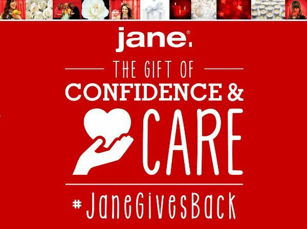 Jane Cosmetics: Jane Gives Back