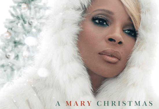 A Mary Christmas: Mary J Blige Releases Holiday Album