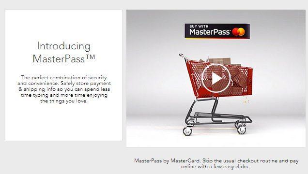 #MasterPass #MC  Masterpass by MasterCard