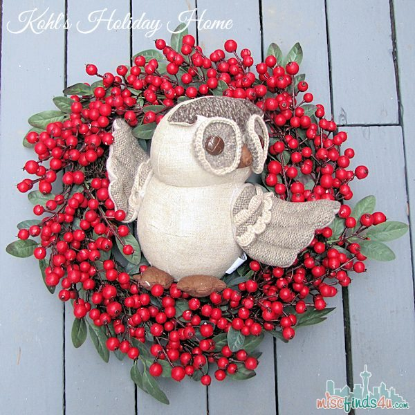 Holiday Decorating Ideas From Kohl's