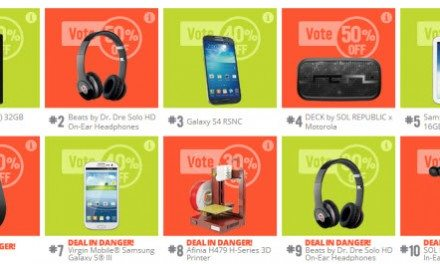 Black Friday 2013 Deals: Name Your Price #RadioShack