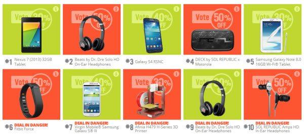 Black Friday 2013 Deals: Name Your Price #RadioShack