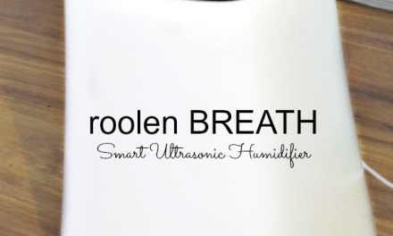 roolen Breath – a Smart Ultrasonic Humidifier