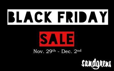 Sandgrens Black Friday 2013 Sale - #ad