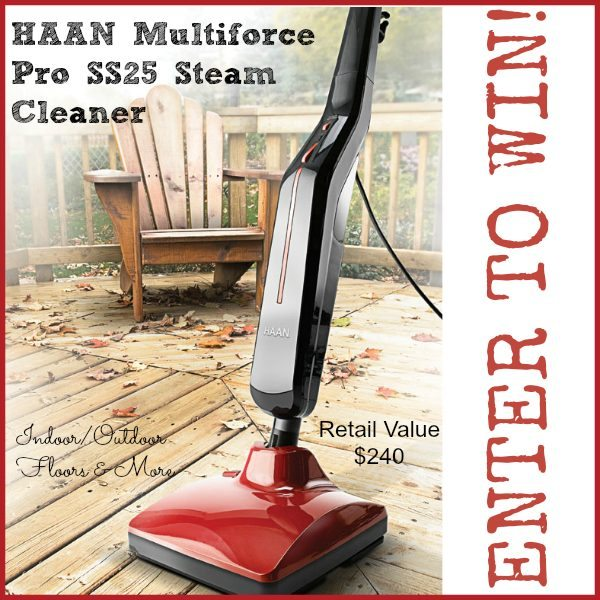 HAAN Multiforce Pro SS25 Steam Cleaner  - Ad