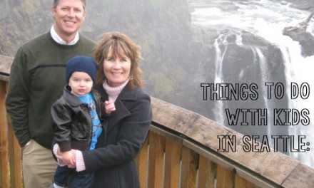 Things to do with Kids in Seattle: Snoqualmie Falls