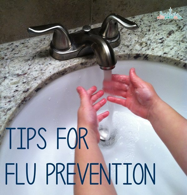 Tips for Flu Season: Prevention