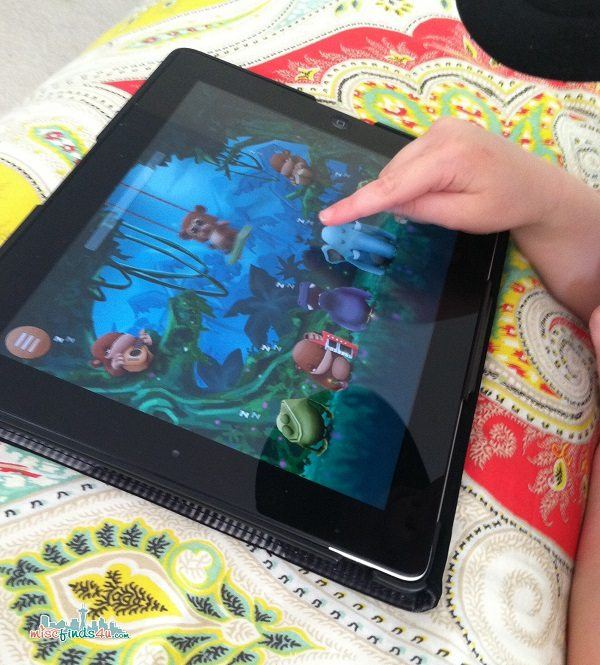 Toddler App Alert: Animal Band Nursery Rhymes