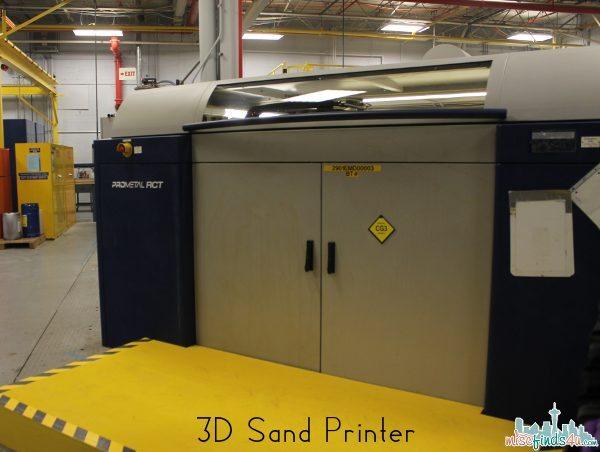 3D Sand Printer