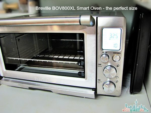 Breville BOV800XL Smart Oven  - perfect size  - Gifts for Mom from Hammacher Schlemmer - ad