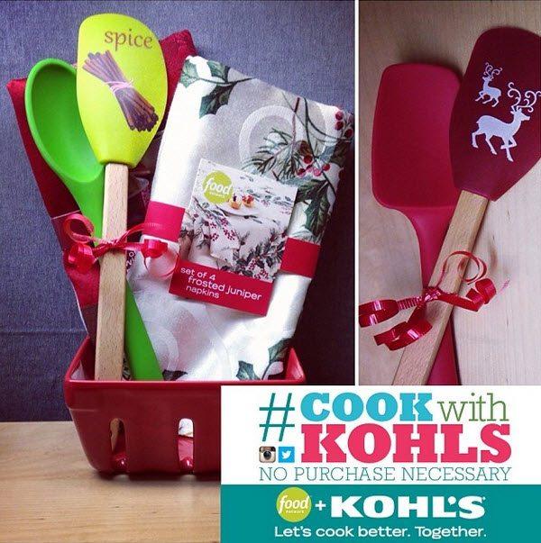 #COOKWITHKOHLS Sweepstakes - Kohl's Food Network Products @Kohls ad