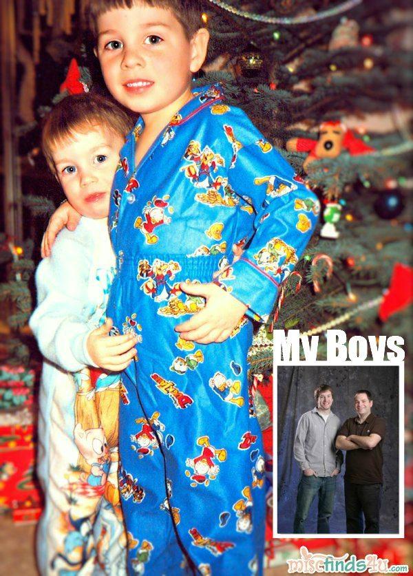 Christmas 1991 and 2012