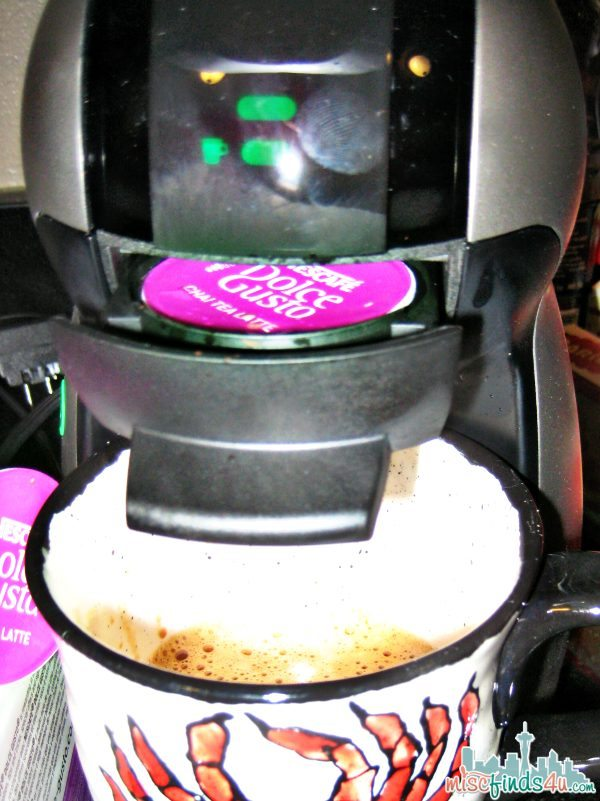 NESCAFE Dolce Gusto GENIO - Gourmet Coffee at Home! #GIVEAWAY #MC  @DolceGustoUS - Sponsored
