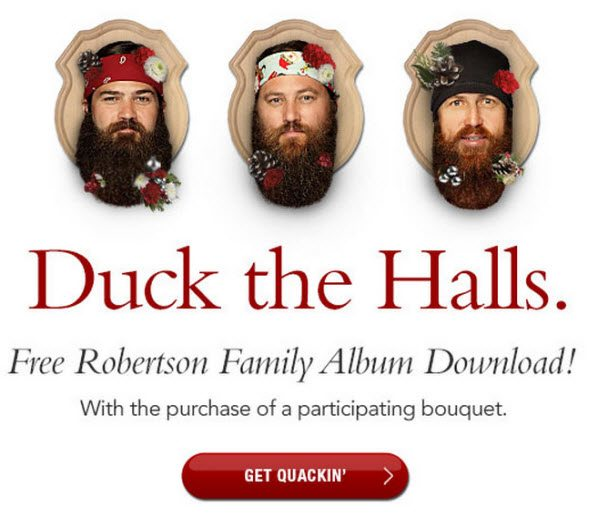 Duck the Halls - Duck Dynasty Holiday CD
