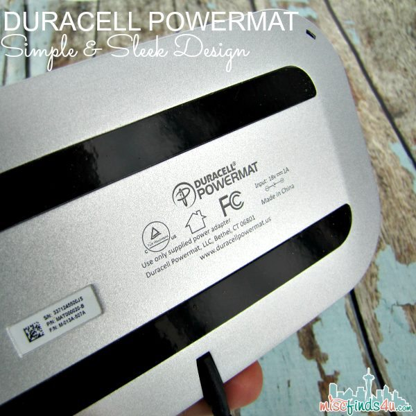 Duracell Powermat  - Portable Power Ad