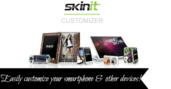 Skinit.com - Easily customize your smartphone case