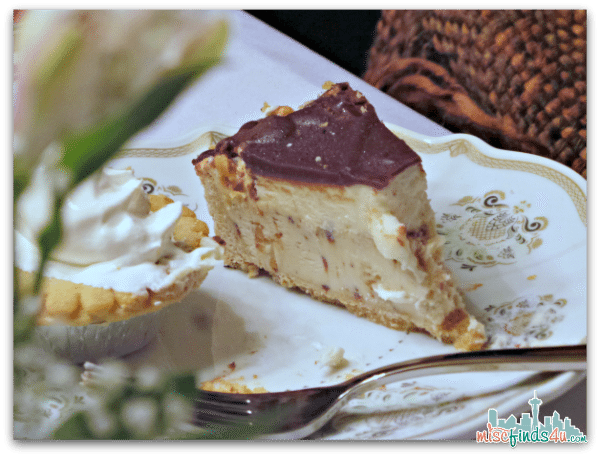Eli's Cheesecake Co - Home Delivered Gourmet Desserts  @elischeesecake ad