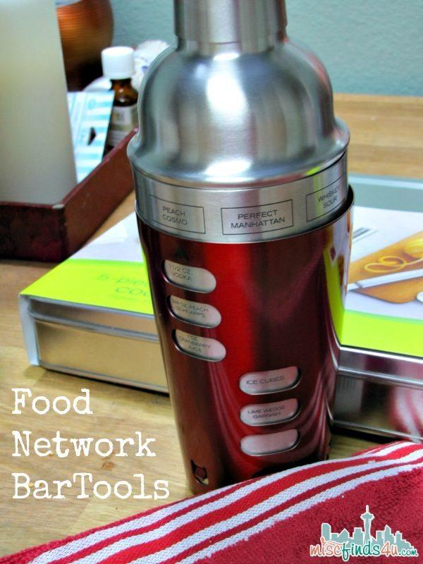 Food Network Bar Tools Set - Kohl's Food Network Products #CookWithKohls @Kohls ad