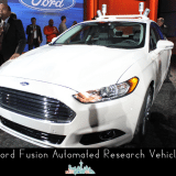 Ford Fusion Automated Research Vehicle