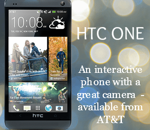 HTC One – Reliable Smartphone Available at AT&T #ATTSeattle