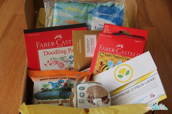 Citrus Lane Subscription Box for Kids - Sponsored
