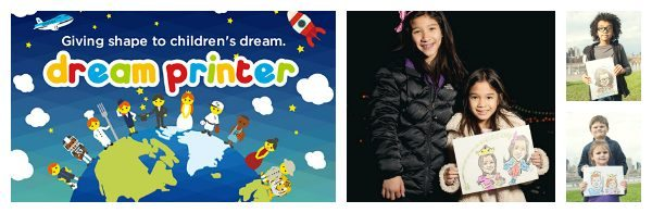Dream Printer - Children's Dreams Come to Life #DreamPrinter #MC