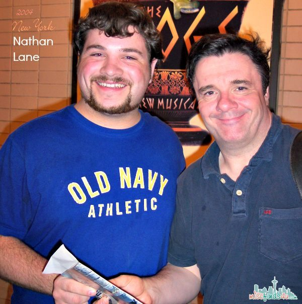Broadway Shows - Nathan Lane - Frogs - 2004 - #marriottvacay #CleverGirls