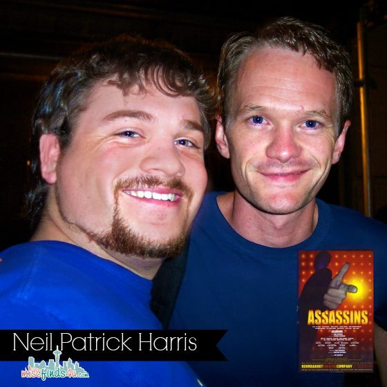 Neil Patrick Harris - Assassins - Broadway Shows