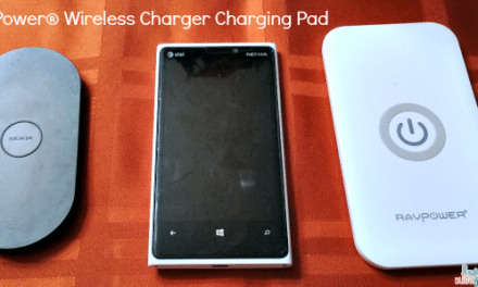 RAVPower Wireless Charger Charging Pad