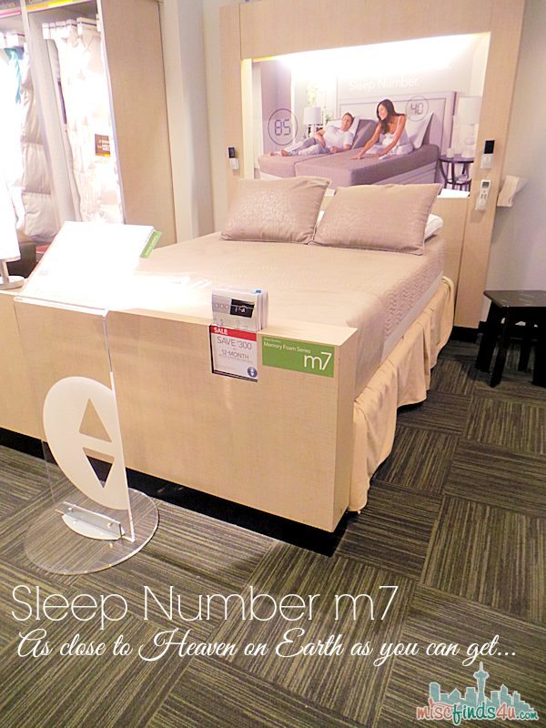 Sleep Number m7 Bed - Is it worth the price? - ad
