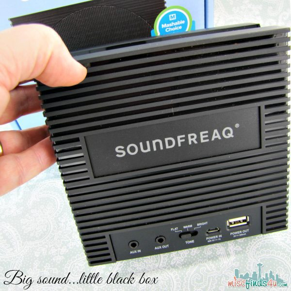 Sounfreaq Sound Spot Bluetooth Speaker - #MC Sponsored