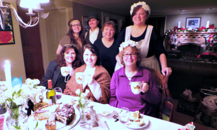 World Market Downton Abbey Tea Party