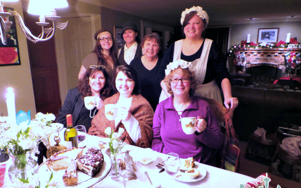 World Market Downton Abbey Tea Party