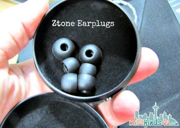 Ztone Earplugs - Extra sizes of ear plugs