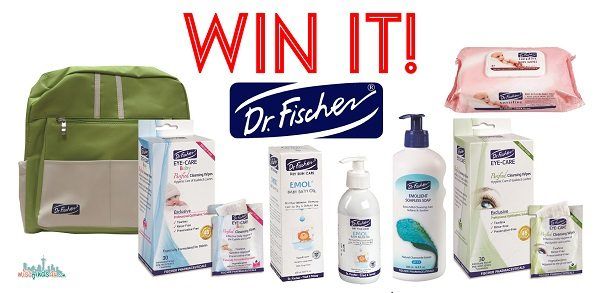 dr f giveaway