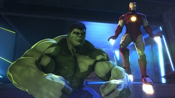 MARVEL'S IRON MAN & HULK: HEROES UNITED Released